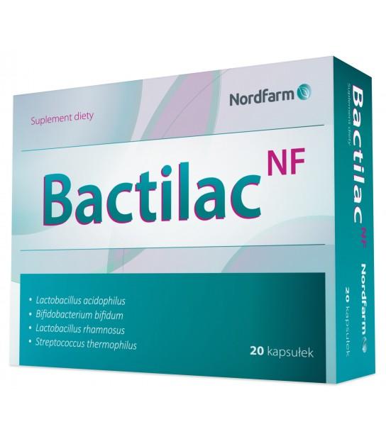 Bactilac probiotyk 20 kaps.