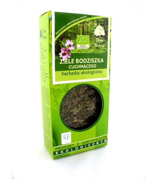 Bodziszek cuchnący ziele Eko 25g