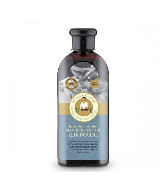 Szampon nalewka ziołowa do włosów 350ml Bania Agafii - Naturalne Kosmetyki - Wysyłka od 199zł GRTAIS