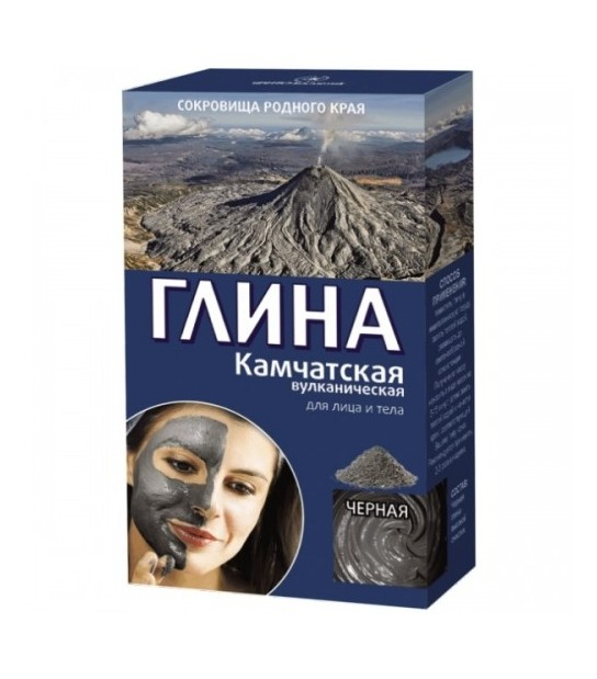Ujędrniająca glinka Wulkaniczna FitoKosmetik - Sklep Naturalne Kosmetyki