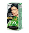Farba do włosów 1,0 Czarna FITOCOLOR - Sklep z Naturalnymi Kosmetykami