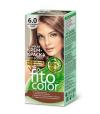 Naturalna Farba do włosów FitoCosmetic 6,0 Naturalny Jasny Brąz