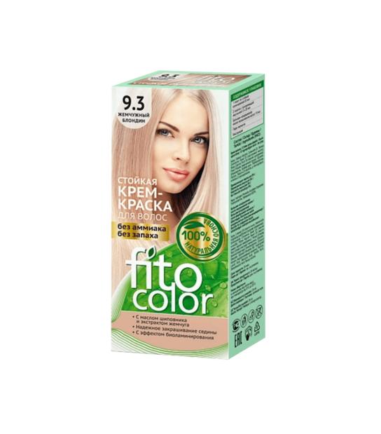 Naturalne oleje i organiczne ekstrakty intensywnie dbają o włosy w procesie farbowania.