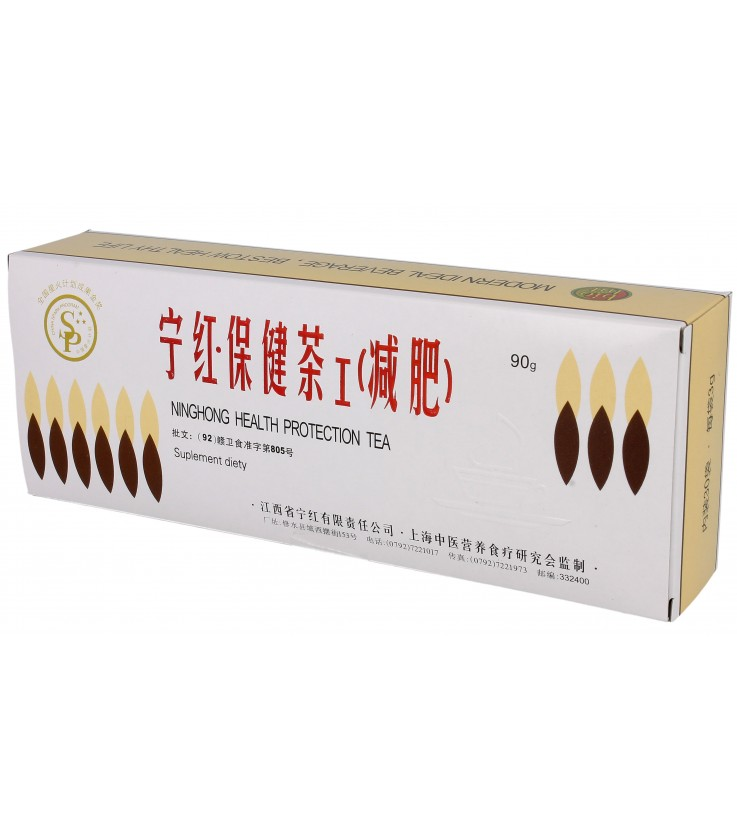 Chinska Herbata Odchudzajaca Ning Hong