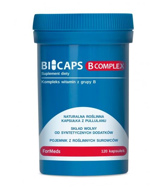 BICAPS B COMPLEX Zdrowe Serce