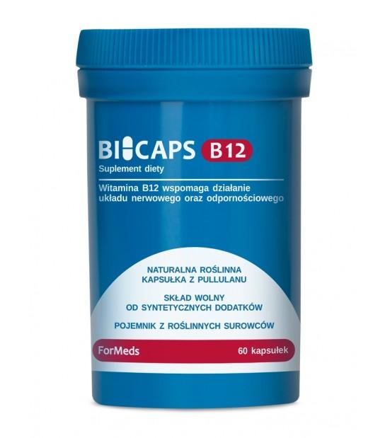 BIOCAPS B12 Na odporność