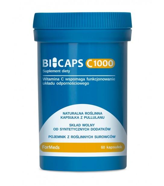 BIOCAPS C 1000 Witamina C FORMEDS