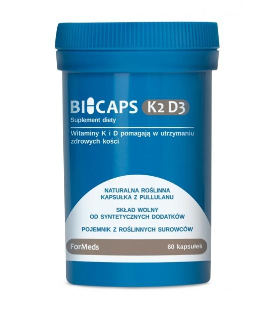 BIOCAPS K2 D3 Formeds Witamina K2 D3