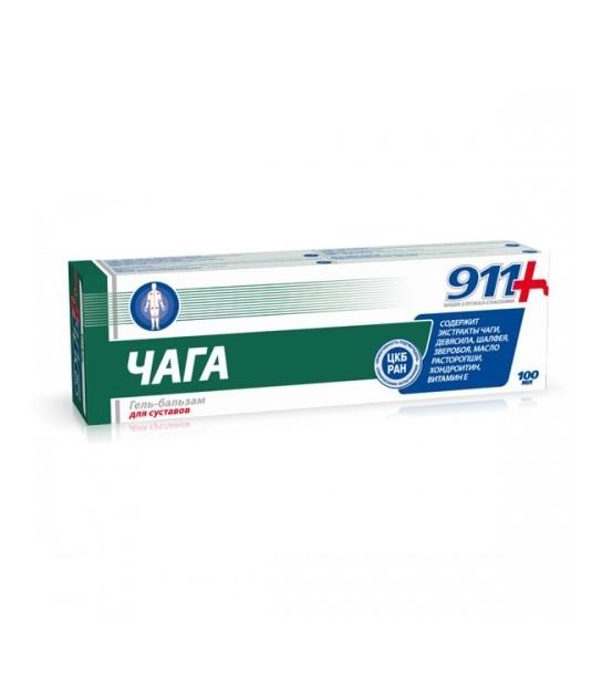 Przeciw zaplany balsam do skóry CZAGA 911 4607010245498