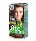 Farba do włosów 5,0 CIEMNY BRĄZ Fitokosmetik