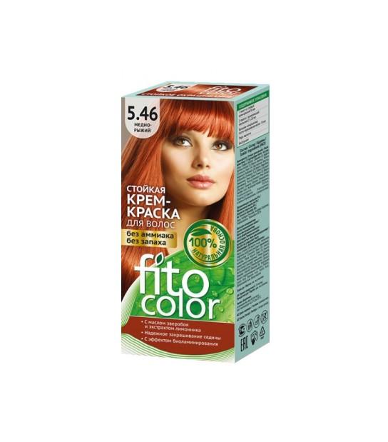Farba do włosów 5,46 MIEDZIANO RUDY