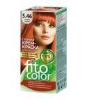 Farba do włosów 5,46 MIEDZIANO RUDY Fitokosmetik