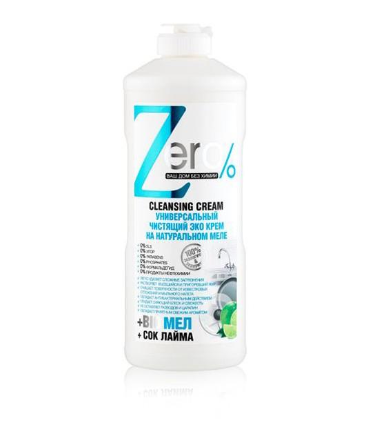 ZERO Krem uniwersalny czyszczący 500ml 4630007834429 Naturalne Środki Czyszczące BIO