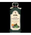 Szampon ziołowy do osłabionych włosów Agafia domowy