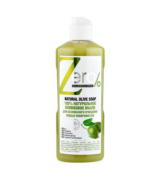 Naturalne Środki Czystości BIO 4630007834436 Zero mydło z oliwek do czyszczenia 500ml