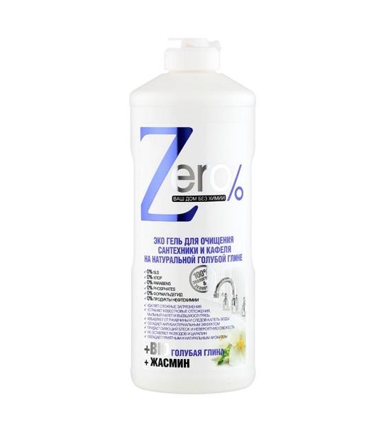 Naturalne Środki Czystości BIO 4630007834450 Zero żel do czyszczenia łazienek 500ml