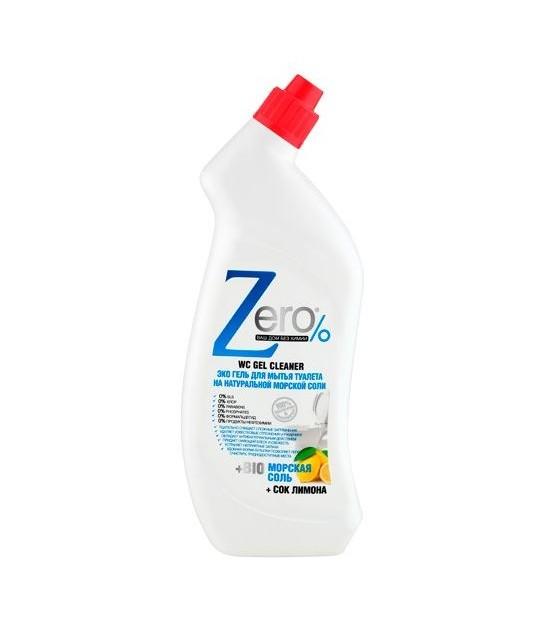 BIO Żel do czyszczenia Toalet WC GEL 750ml ZERO 4630007834498 BIO ŚRODKI CZYTSOŚCI