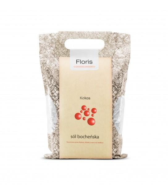Sól do kąpieli Bocheńska FLORIS 1,2kg Zapach Kokos