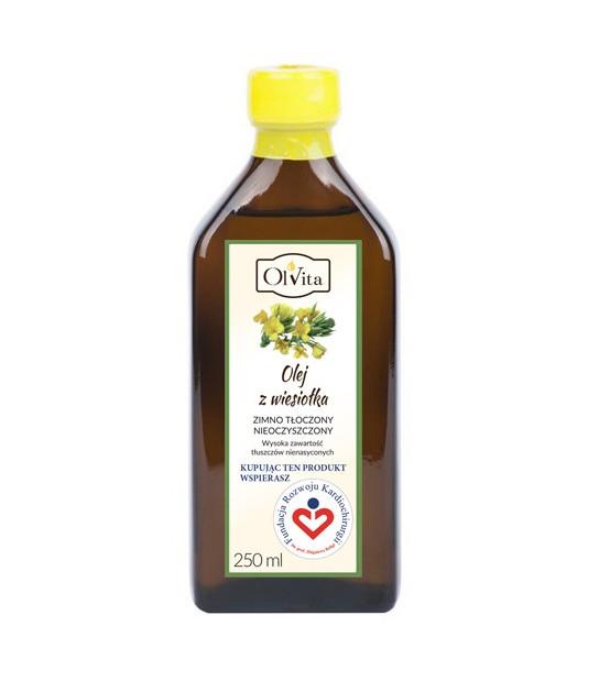 Olej z Wiesiołka 250ml zimno tłoczony