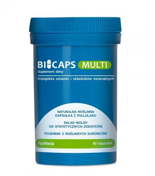 BICAPS Multi kompleks witamina 60 kaps.