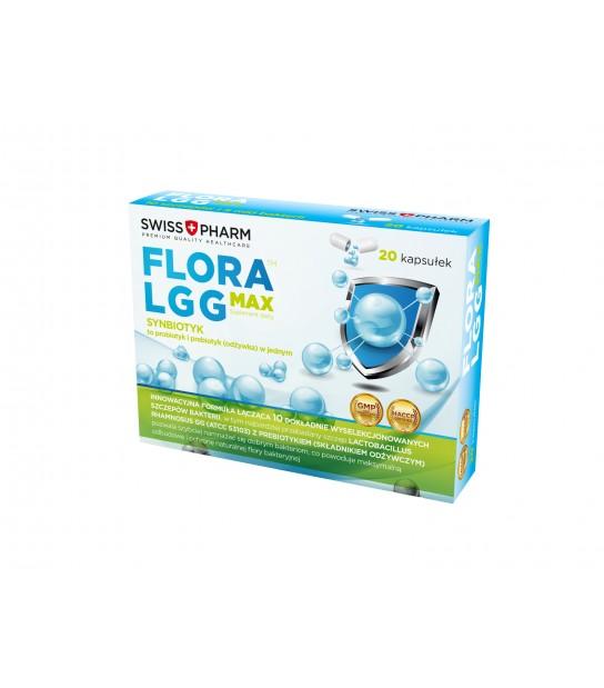 Flora Lgg Max Synbiotyk