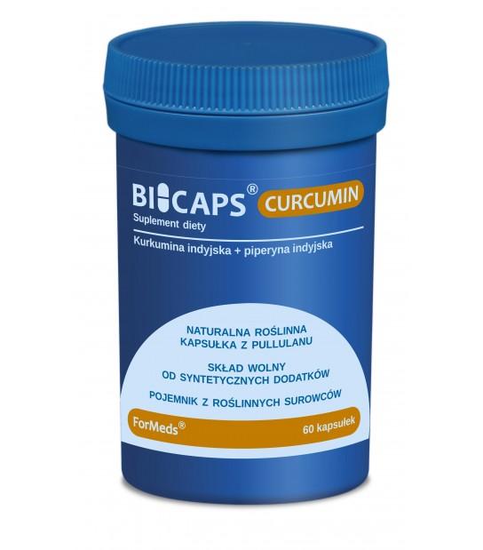 BICAPS CURCUMIN 60 kaps.