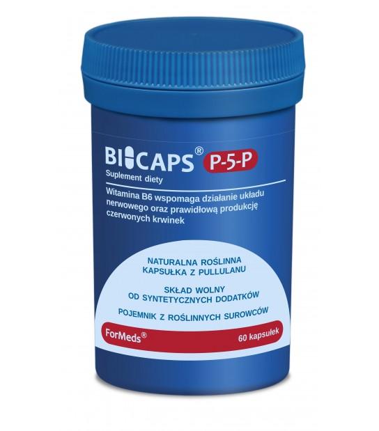 BICAPS P-5-P Witamina B6 60 kaps.