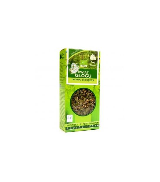 Głóg kwiat Eko 50g herbata