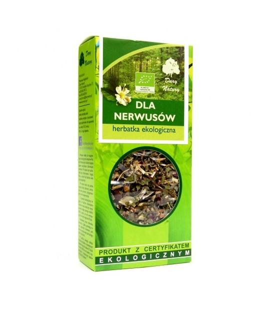 DLA NERWUSÓW EKO 50g herbata
