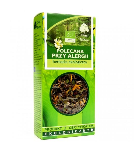 POLECANA PRZY ALERGII EKO 50g herbata