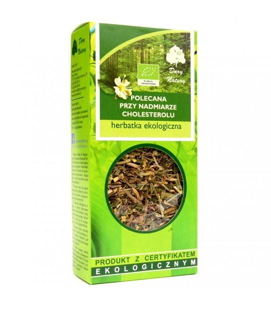 POLECANA PRZY NADMIARZE CHOLESTEROLU EKO 50g herbata