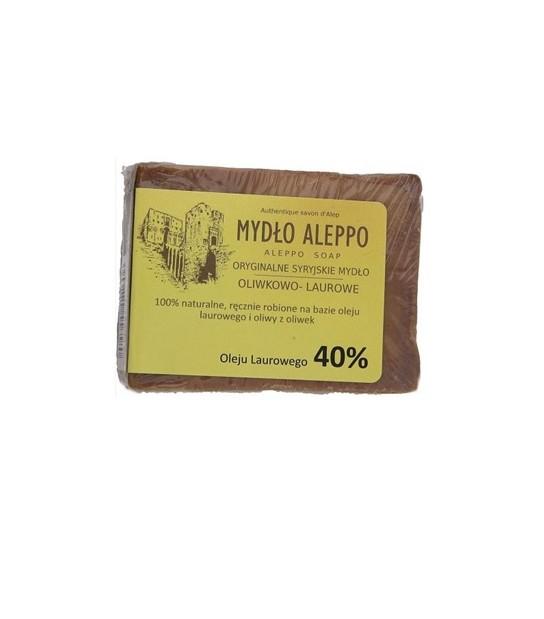 Mydło Aleppo 40% oleju laurowego 180g