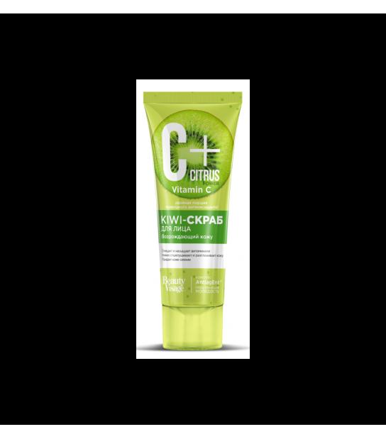 Fitokosmetik Beauty Visage Scrub do twarzy C+ Citrus 250ml
