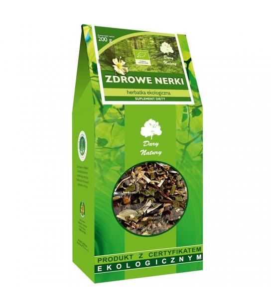 Zdrowe Nerki Herbata wspomagająca pracę nerek Eko 200g