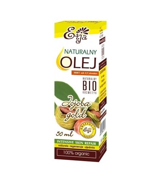 Naturalny olej Jojoba gold Etja 50ml