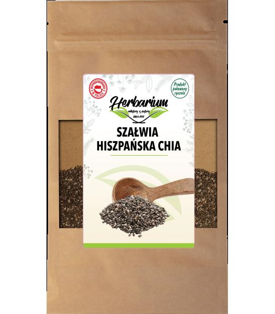 Nasiona Chia Szałwia hiszpańska 1kg