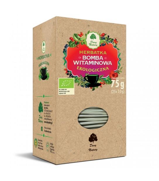 BOMBA WITAMINOWA herbata ekspresowa
