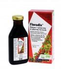 Floradix Żelazo i witaminy w płynnej formule od 3 roku życia 250ml