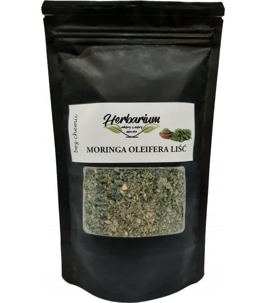 Moringa Oleifera liść cięty