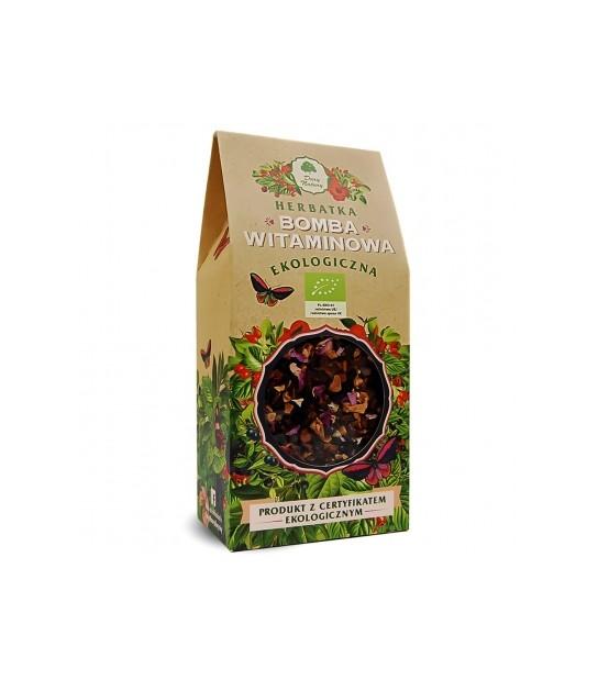 Herbatka bomba witaminowa eko 200g