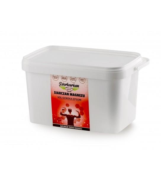 Siarczan Magnezu Sól gorzka Epsom 3kg