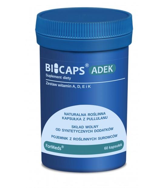 BICAPS ADEK 60 kaps