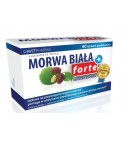 Morwa Biała Plus Forte 600mg 60 tabl