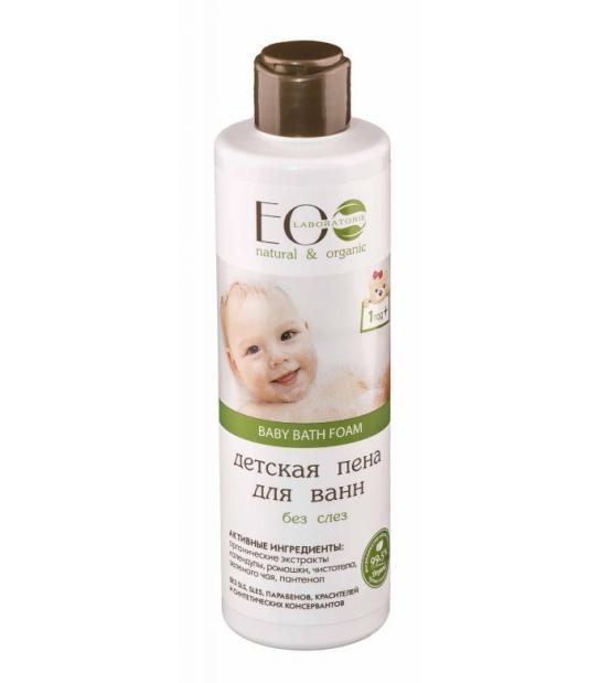 Eolab Baby Płyn do kąpieli dla dzieci bez łez 1+ 250ml