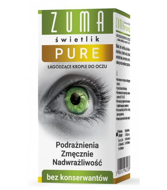 Zuma Świetlik Pure bez konserwantów 10ml