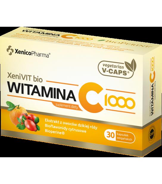 Witamina C 1000 XenicoPharma 30kaps.