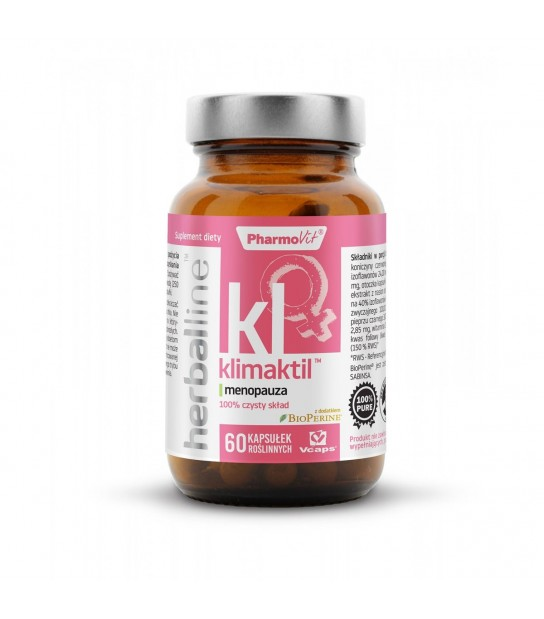 Pharmovit Klimaktil Menopauza 60kaps. Suplement diety