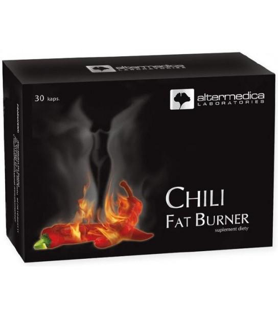 Chili Fat Burner Prawidłowa waga ciała 30kaps.