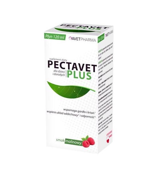 Pectavet Plus 120ml Suplement diety