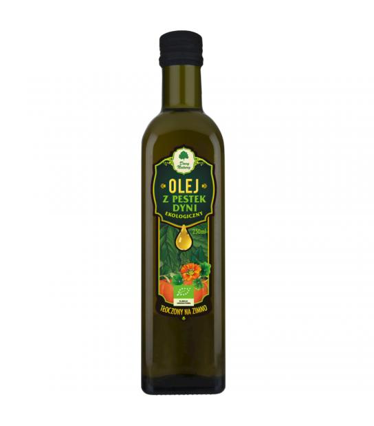 Olej z Pestek Dyni Ekologiczny 250ml